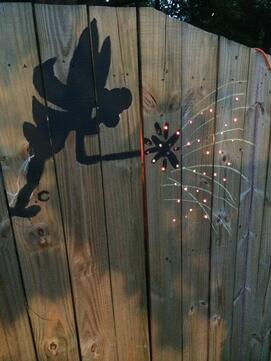 CS   Yard Art Day