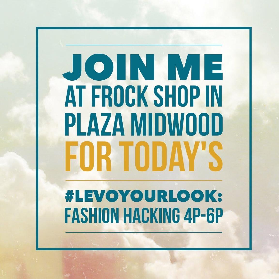CS | #LevoYourLook Fashion Hacking