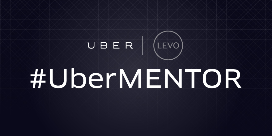 Uber Mentor Campaign with Levo League Charlotte