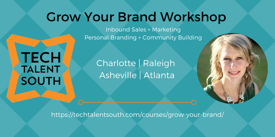 grow your brand online workshop